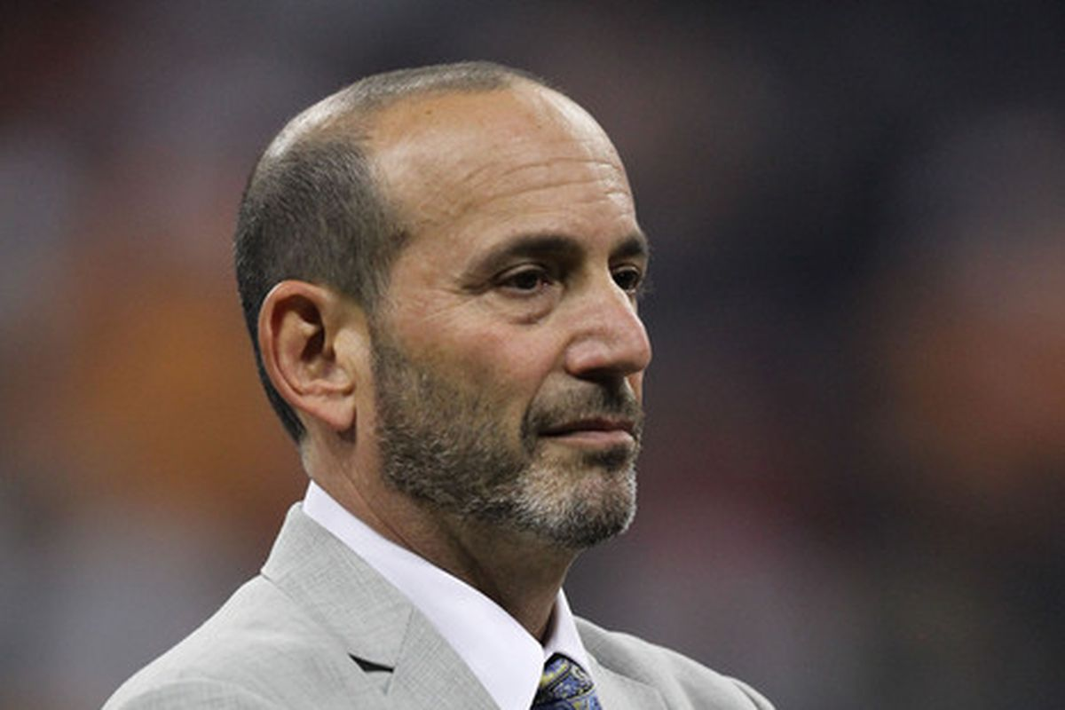 Is this the next big point in Don Garber's career as MLS commissioner?