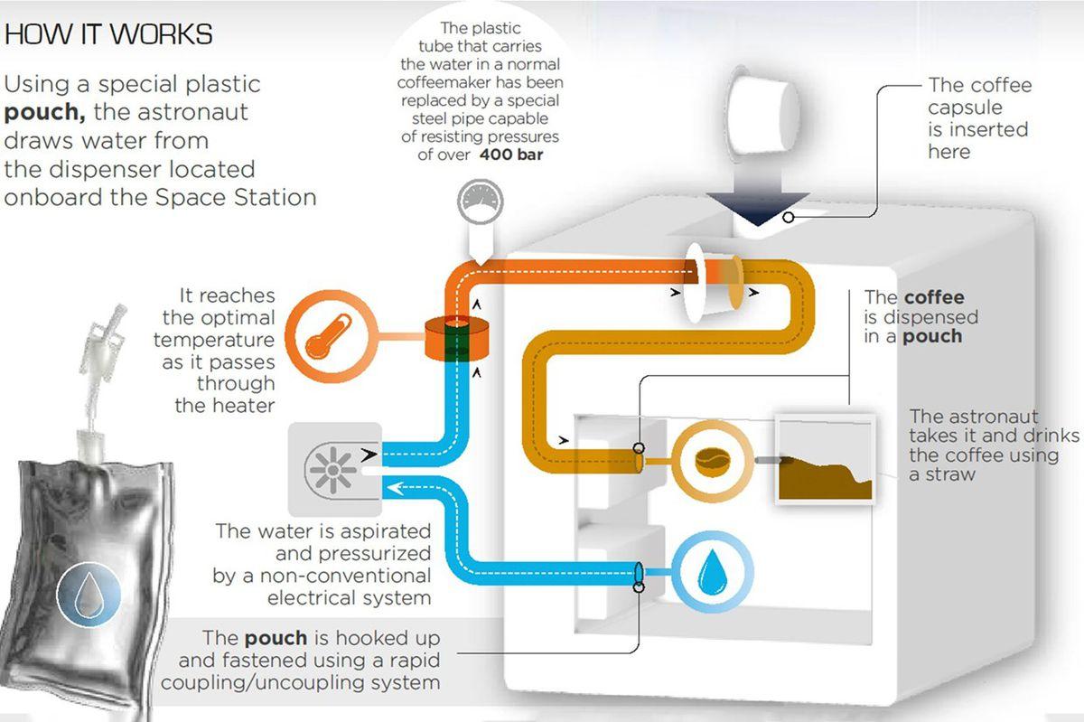 lavazza diagram