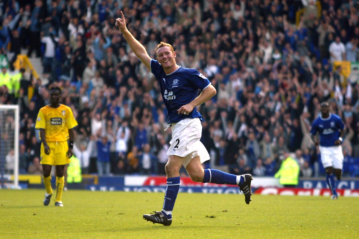 Soccer - FA Barclaycard Premiership - Everton v Leeds United