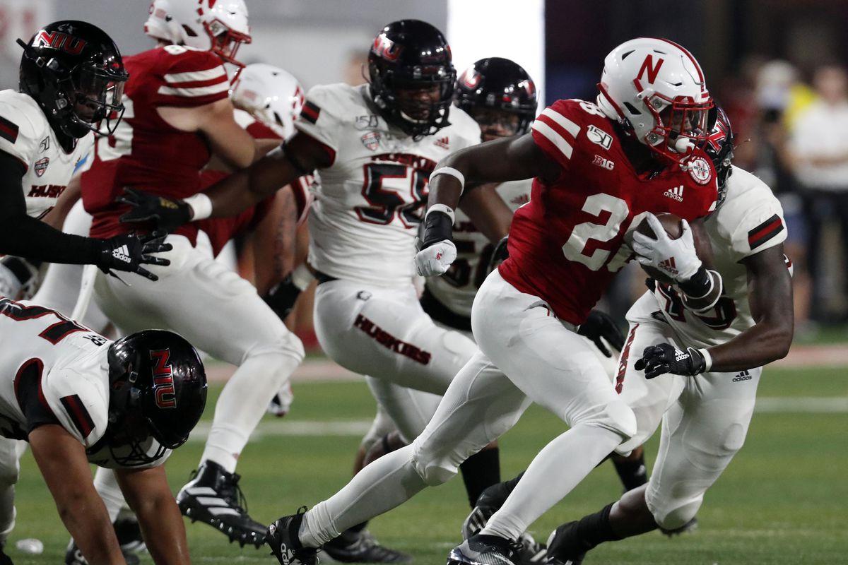 NCAA Football: Northern Illinois at Nebraska