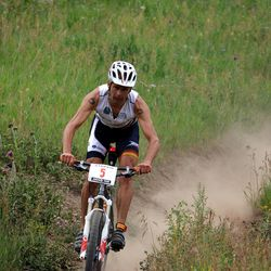 Originally from Spain, David Henestrosa moved to Clearfield, Utah and is a teacher at North Davis Preparatory Academy in Layton.  Henestrosa is ranked fourth in the XTERRA U.S. Pro Series and one of the favorites in Saturday's XTERRA USA Championship.