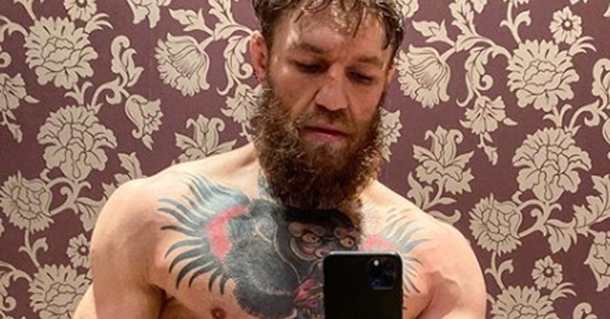 Conor Mcgregor Is Looking Absolutely Jacked Coming Into Ufc