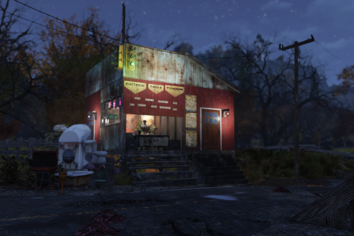 Fallout 76's first patch sneaks in stealth nerfs, breaks the game in