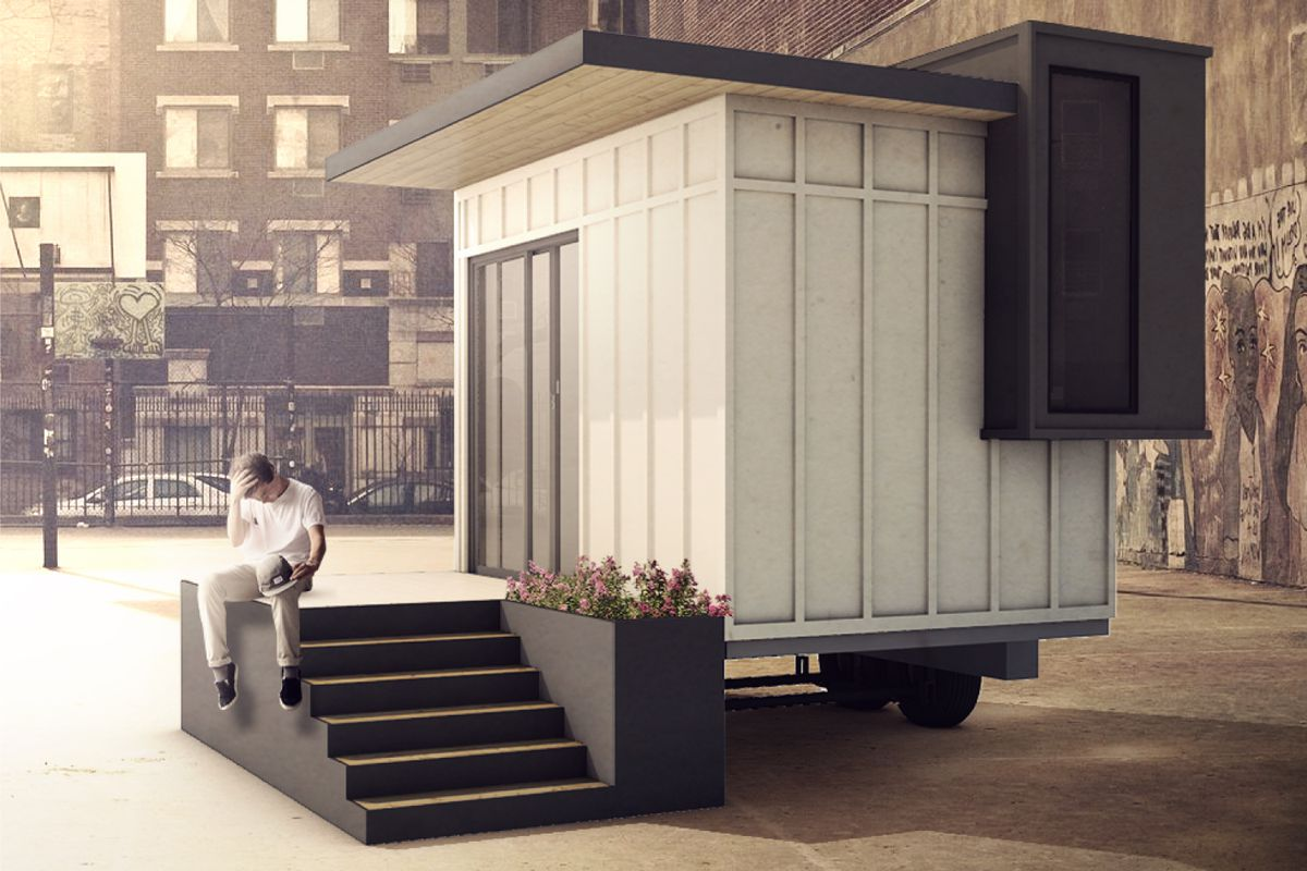 Prefab Backyard Studio Now Available As DIY Kit Curbed - Prefab backyard office
