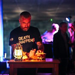 Alex Atala, co-curator of next year's MAD Symposium