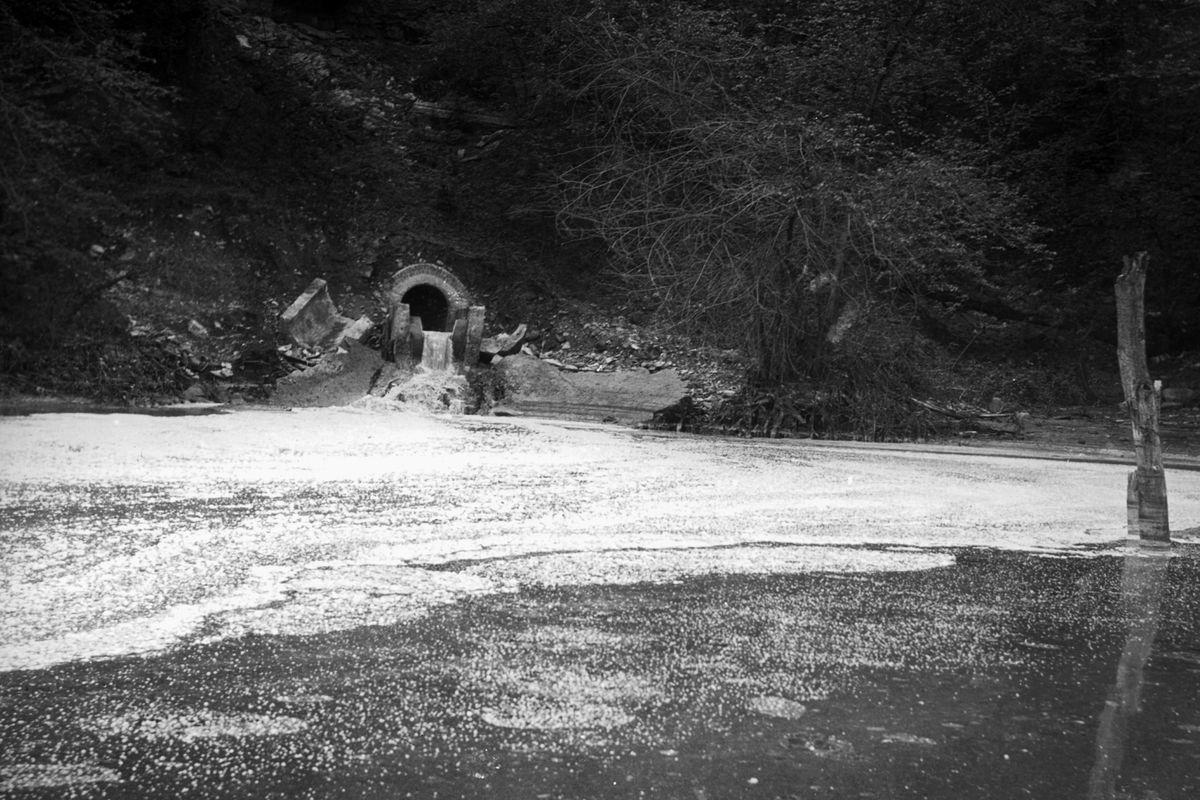 Lake Street Sewer