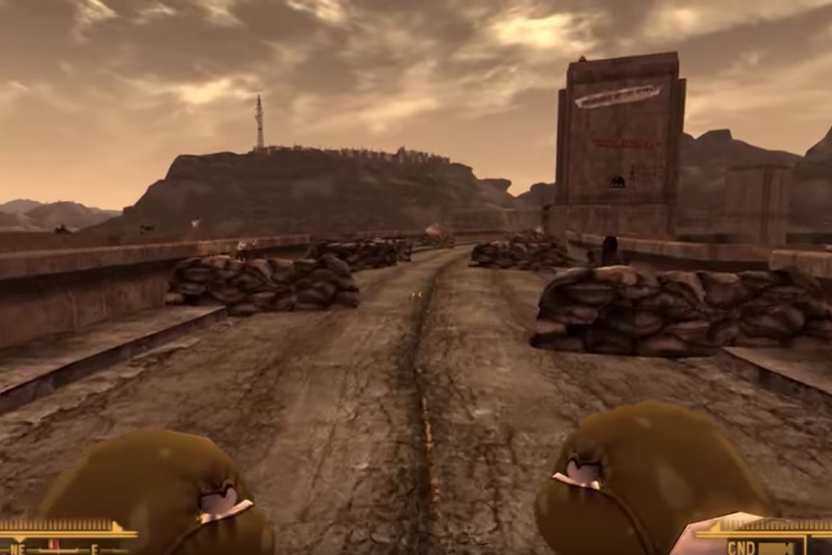 Fallout: New Vegas fan beats the game in about the hardest