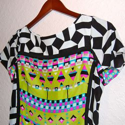 <b>Alice & Trixie</b> Kiwi Printed Dress, $282