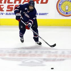 UConn Men's Hockey @ Sacred Heart Pioneers - 10/14/17