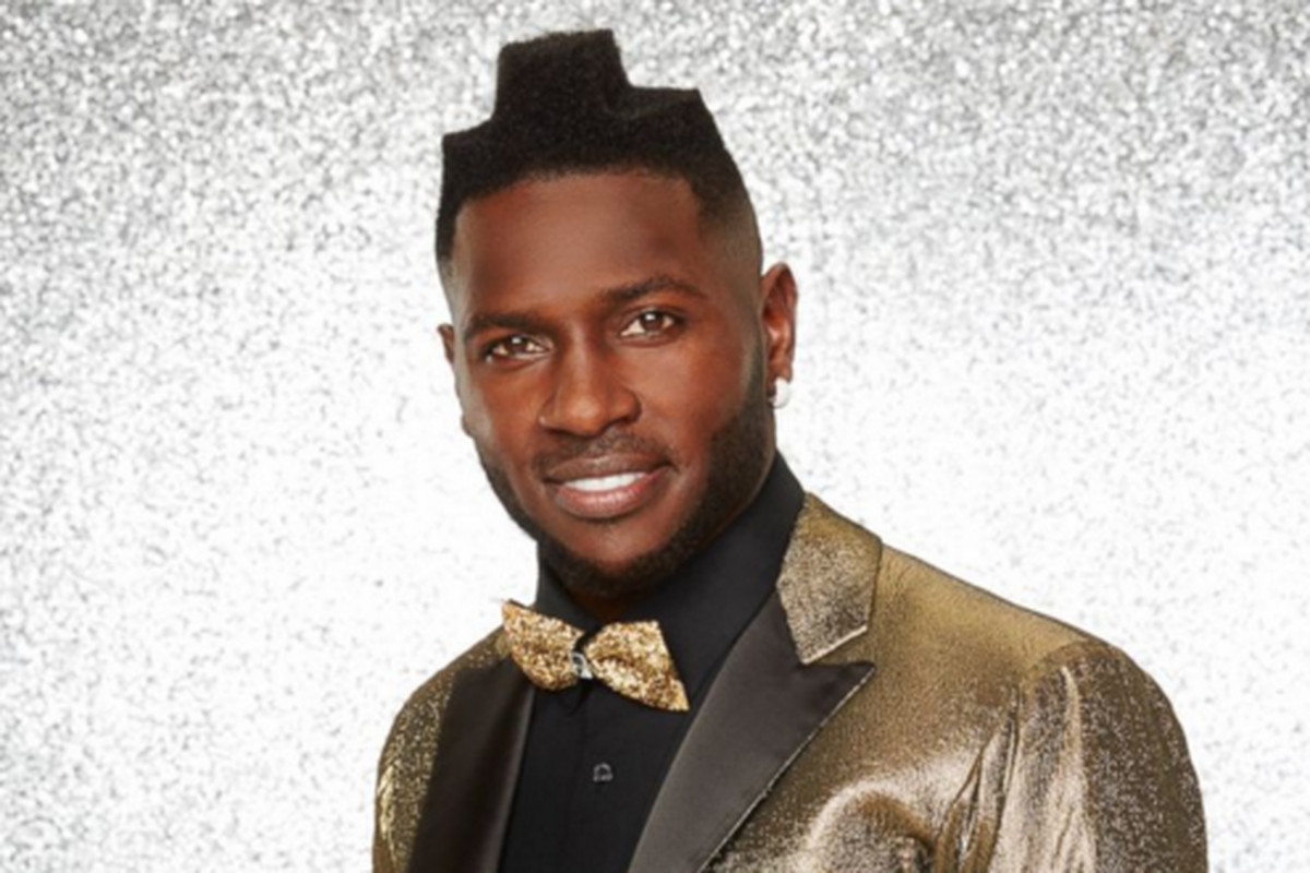 Dancing With The Stars Week 2 Steelers Wr Antonio Brown Recap Behind The Steel Curtain