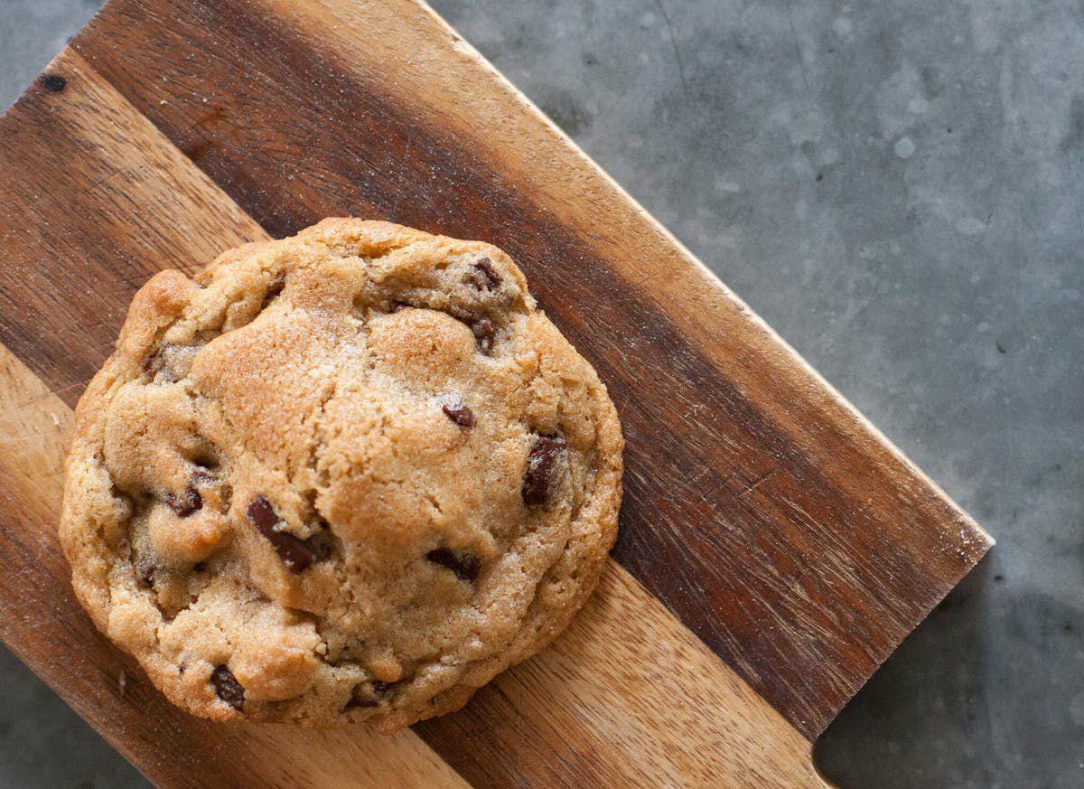 Tiny Boxwoods' cookie