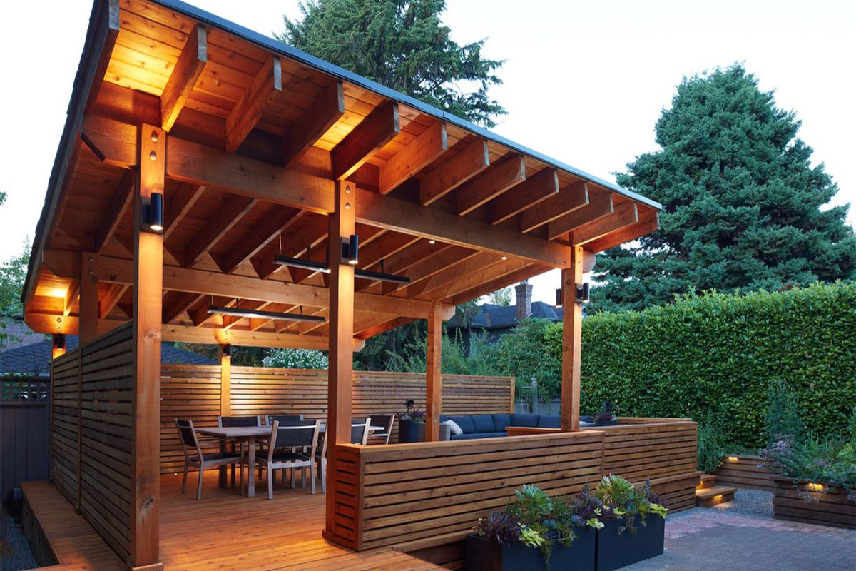 10 Cedar Projects To Enhance Your Outdoor Space This Old House