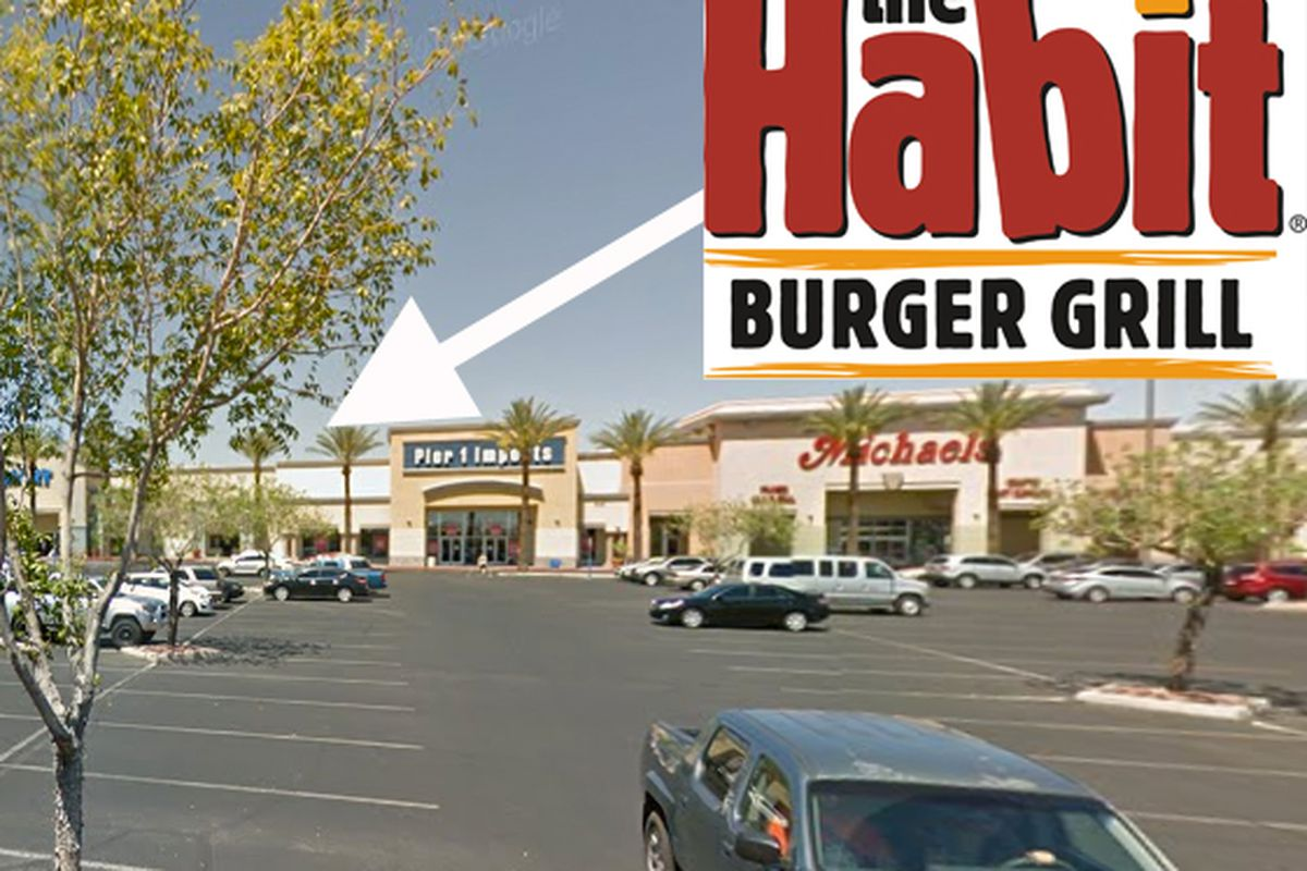 The Habit Burger Grill No 3 Is On Its Way Eater Vegas