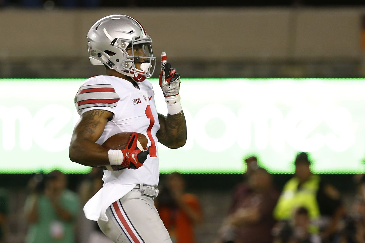 Braxton Miller quieted the Virginia Tech crowd with his spin move, but had the rest of the nation talking