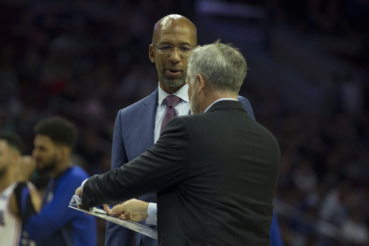 NBA Rumors: Lakers have reportedly been granted permission by 76ers to speak to Monty Williams for head coach…