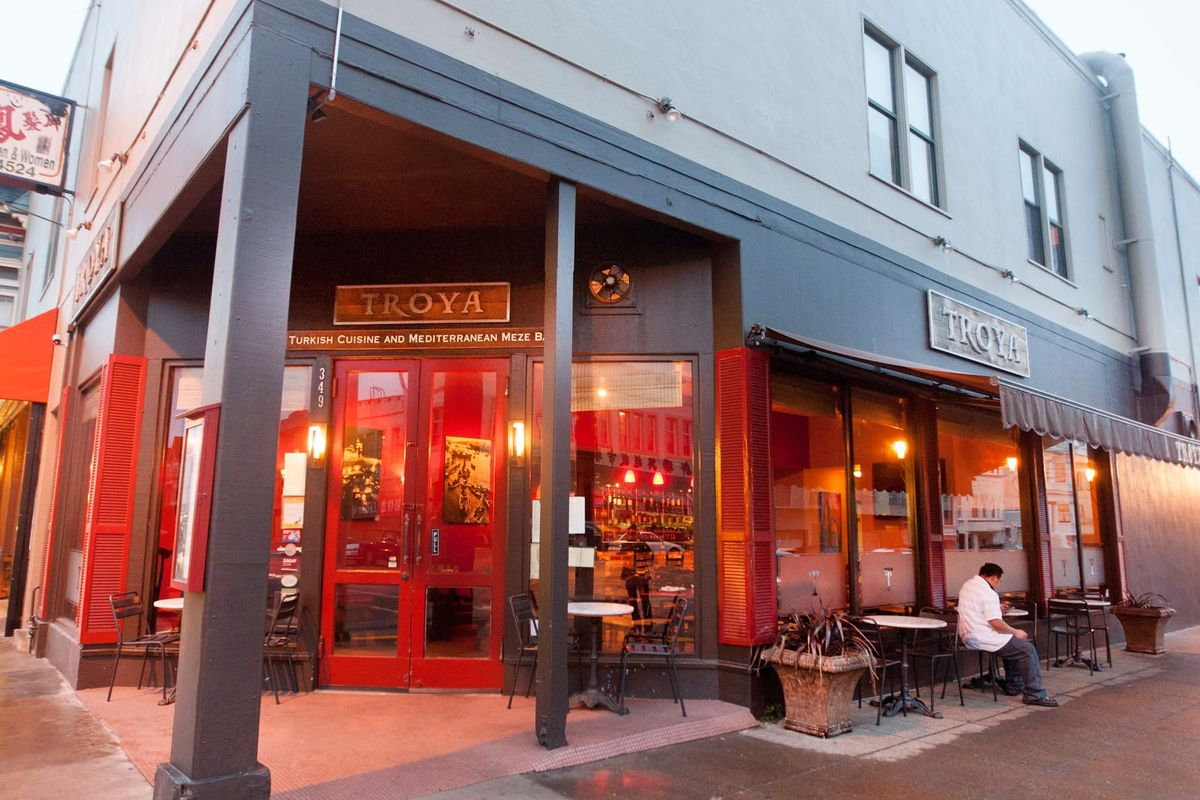 Troya Clement, now shuttered.