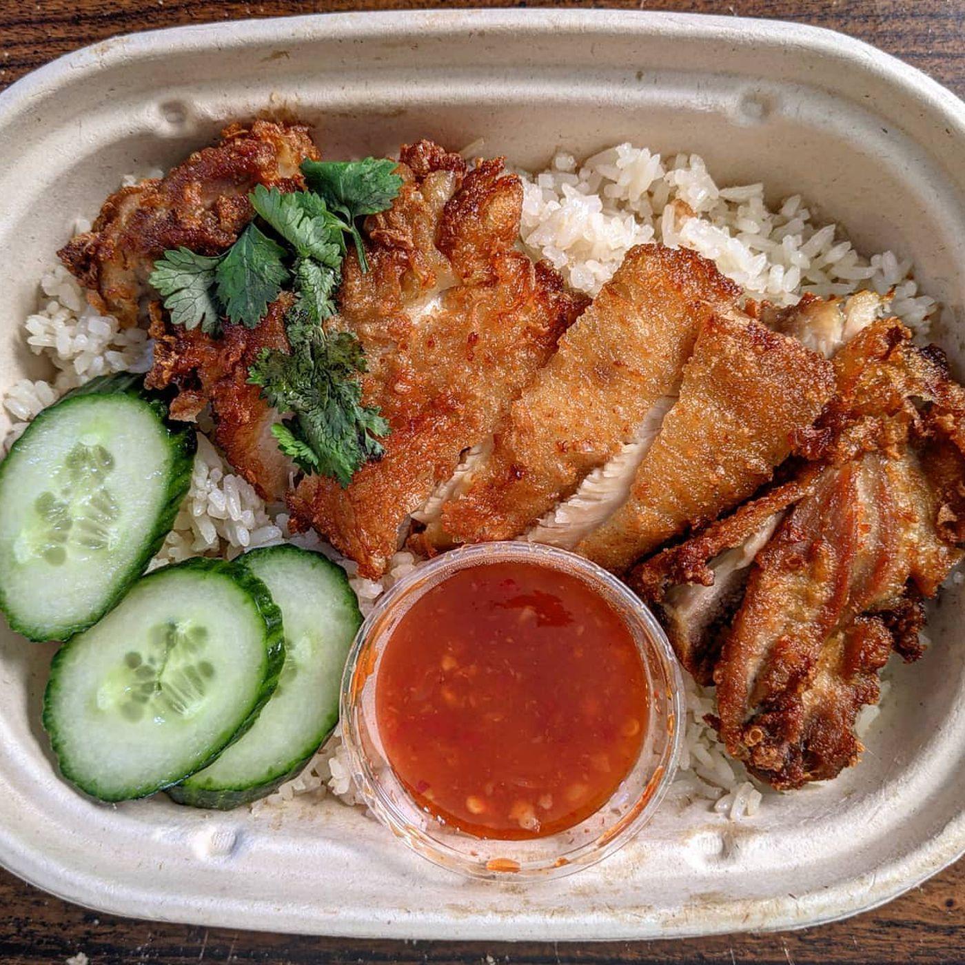 Hen Chicken Rice Khao Man Gai Restaurant Opens In Somerville Eater Boston