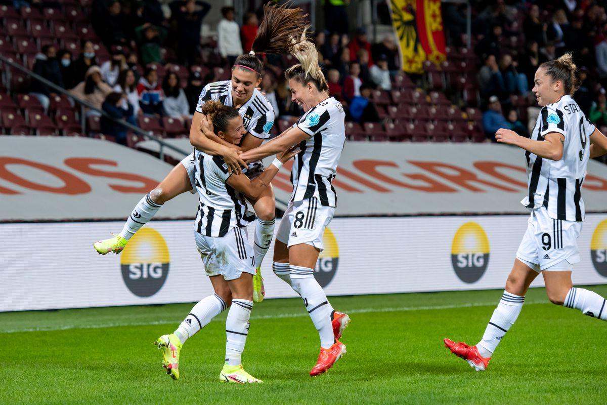 Servette FCCF v Juventus: Group A - UEFA Women's Champions League