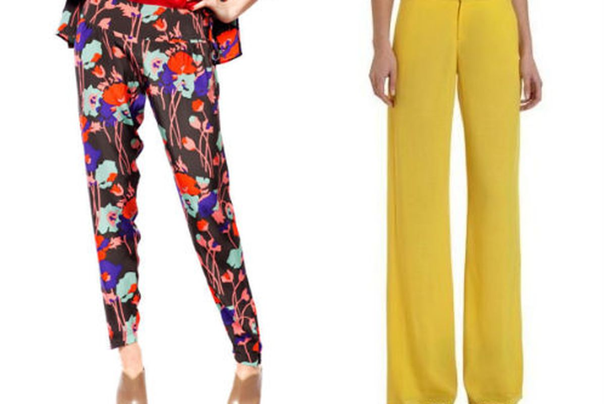 These pants and more to fancy up your summer over on Racked NY