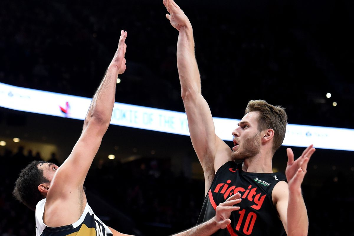 The Jake Layman Game might forever be linked to Anthony Davis and the New  Orleans Pelicans 95cd78679