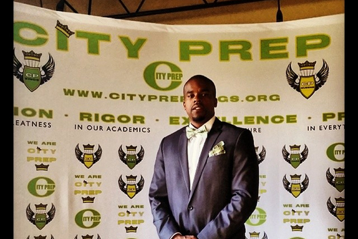 Former Africentric and Harvest Prep coach Mike Thornton takes over the helm of City Prep's basketball program