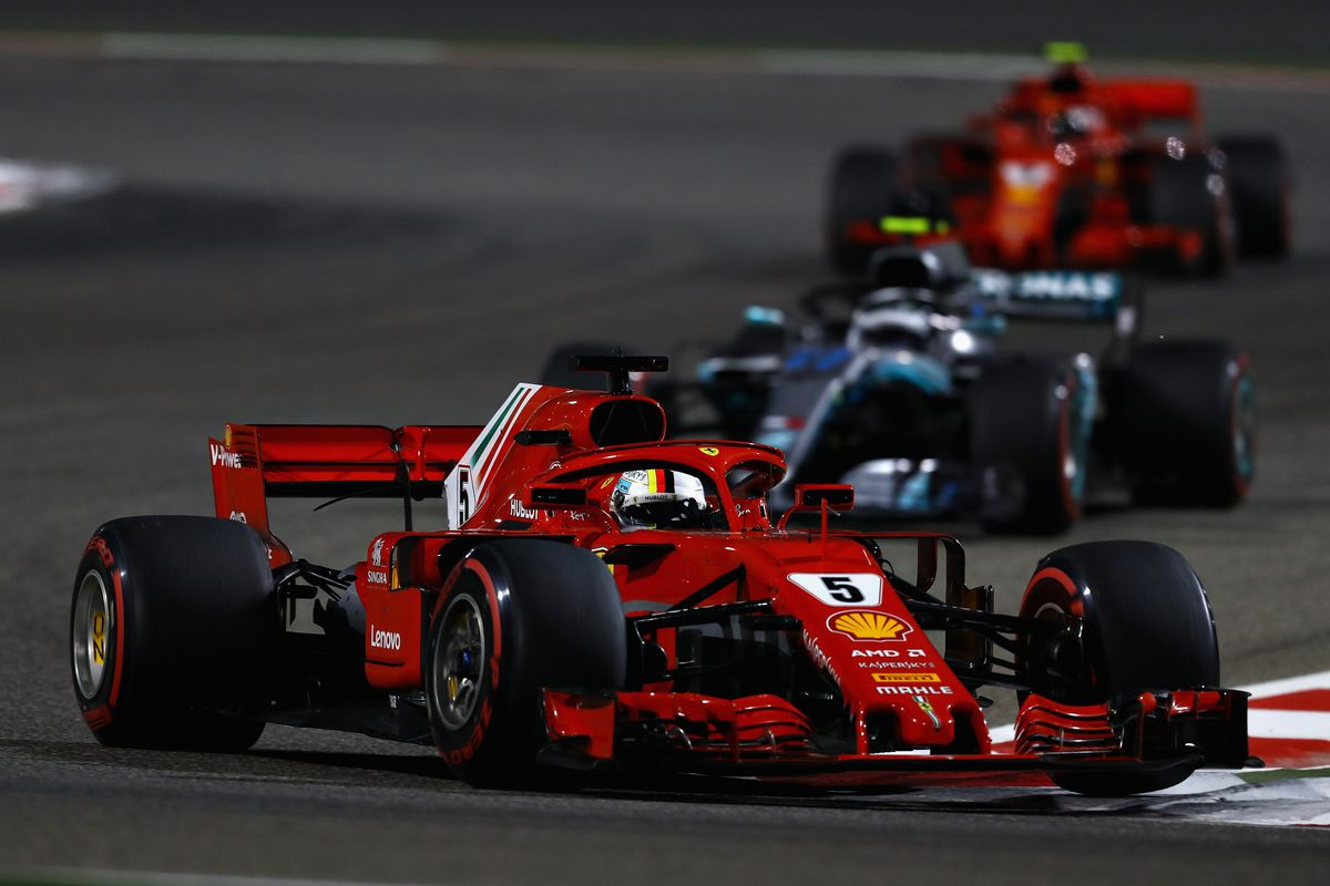 F1 2018 live streaming, schedule, and results for the entire season - SBNation.com