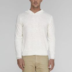 Linen double layer hoodie, <b>$110</b> (from $270)