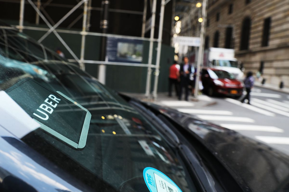 Uber sues to overturn New York City's cap on new ride-hail