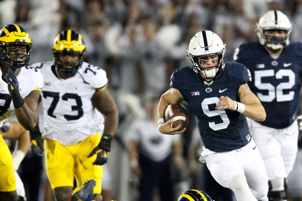 Michigan Vs Penn State 2017 Results Nittany Lions Roll 42 13