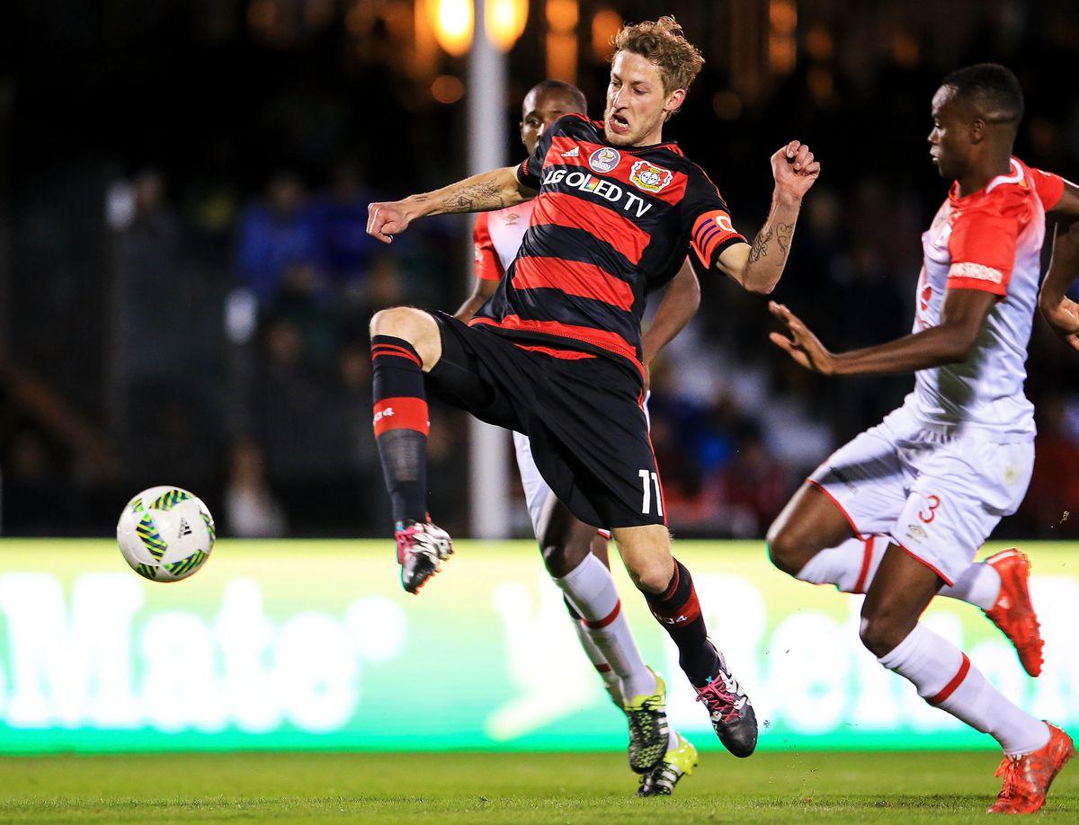 Bayer Leverkusen v Indepediente Santa Fe - Florida Cup