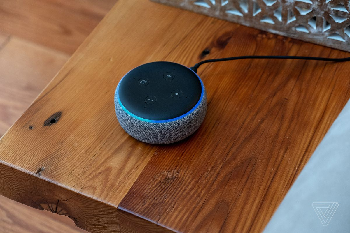 how to pick the amazon echo that s right for you the verge. Black Bedroom Furniture Sets. Home Design Ideas