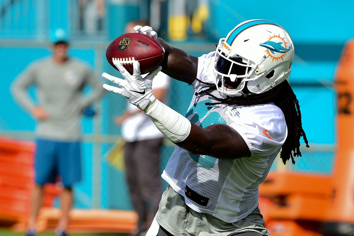 Miami Dolphins Depth Chart Projections End