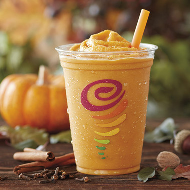 Pumpkin Smash Smoothie