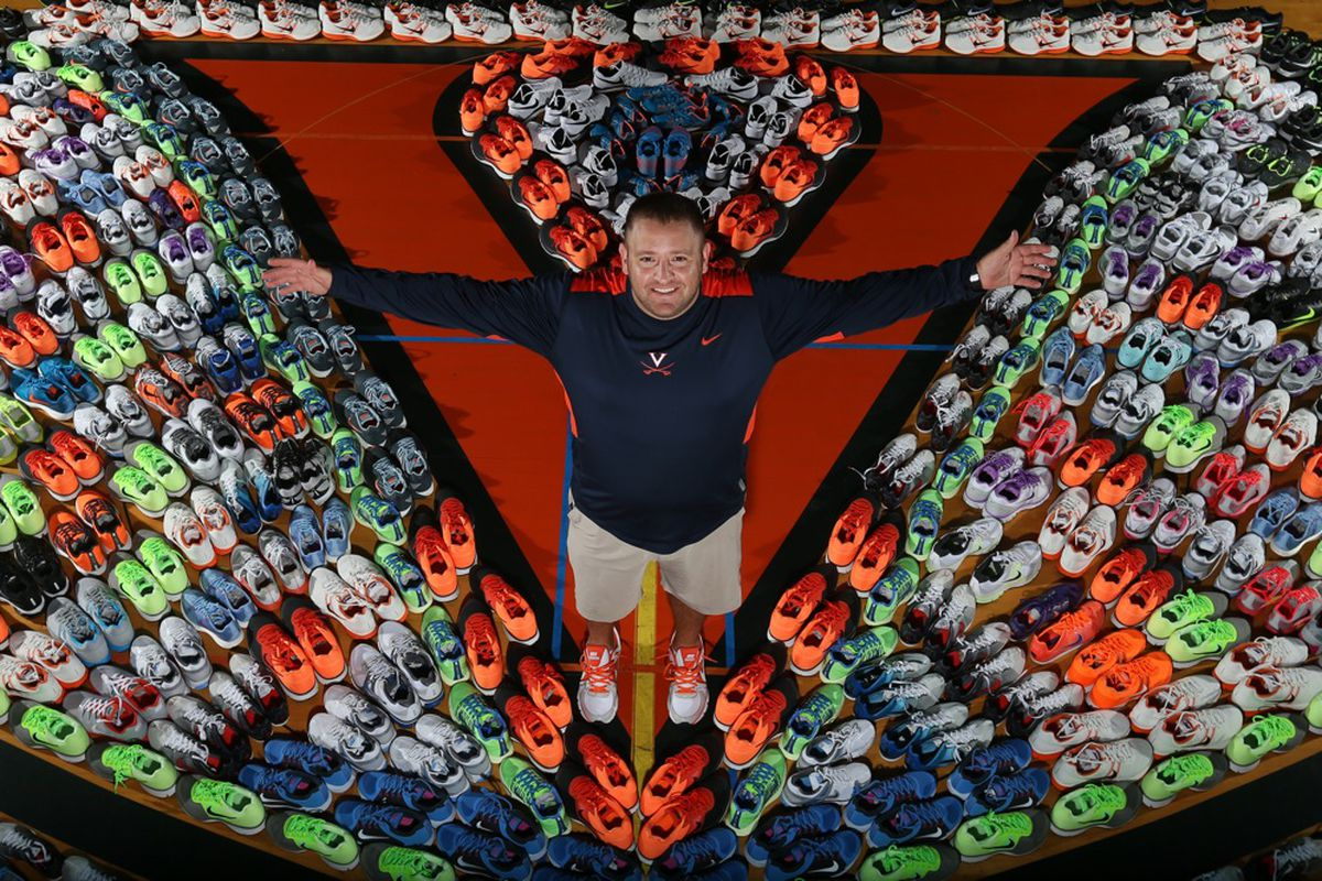 Yea, that's a lot of shoes