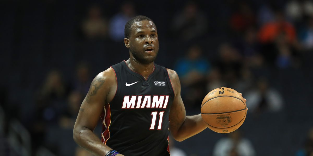 Dion Waiters turns up the Heat (on himself)