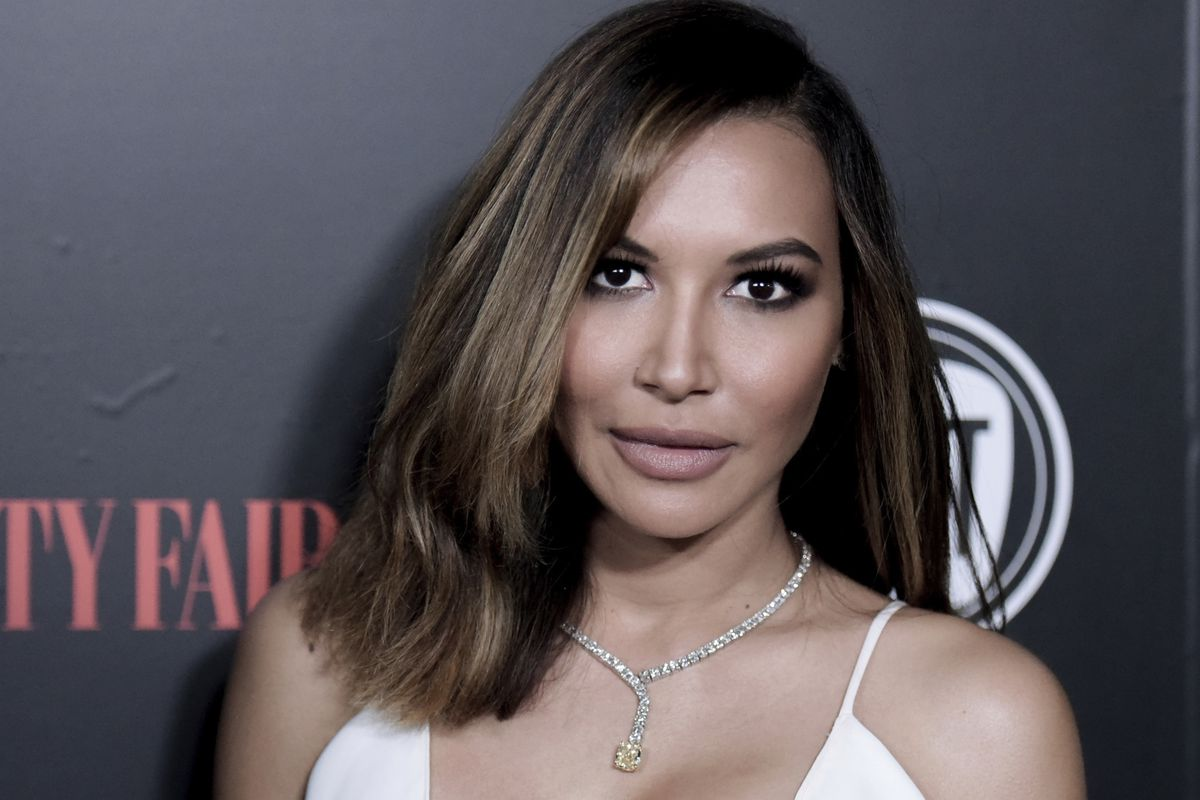 """In this Feb. 23, 2016, file photo, actress Naya Rivera attends Vanity Fair and FIAT Celebration of Young Hollywood in West Hollywood, Calif. Authorities say former """"Glee"""" star Rivera is missing and being searched for at a Southern California lake."""