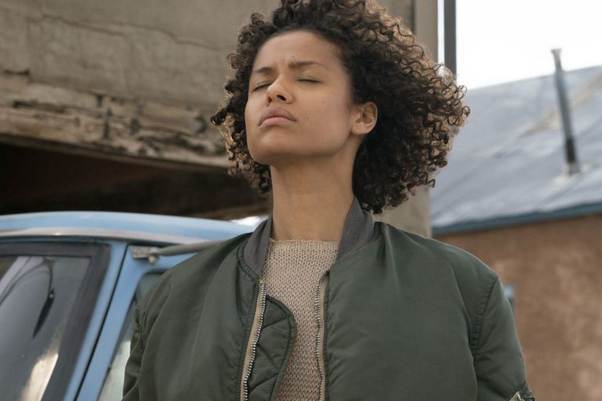 Fast Color': Smart, cool story of a woman who hates her