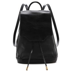 "<i>Rag & Bone backpack, <a href=""http://www.shopbop.com/pilot-backpack-rag-bone/vp/v=1/1565965125.htm?fm=search-viewall-shopbysize"">$795</a></i><br> ""We just recently launched Rag & Bone handbags on Shopbop.  This sleek leather backpack is my favorite pi"