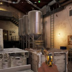 Far Cry 5 Whistling Beaver Brewery silver bars