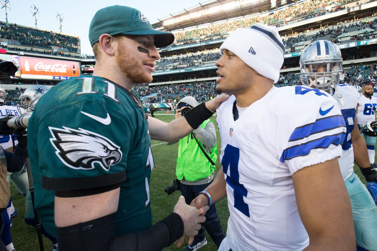 40a31fe2a NFC East arms race  Looking at quarterback situations - Blogging The Boys