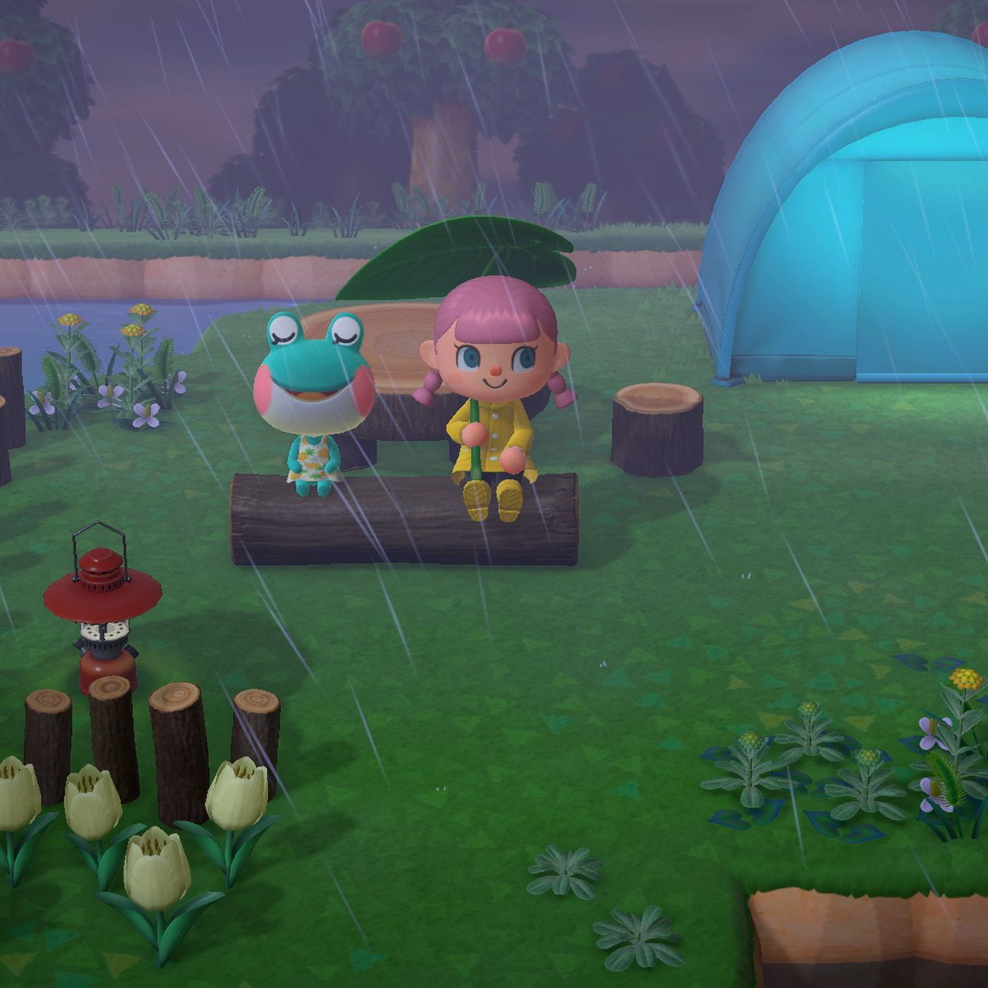 Animal Crossing New Horizons Deserted Island Was Designed To Shake Up The Series The Verge