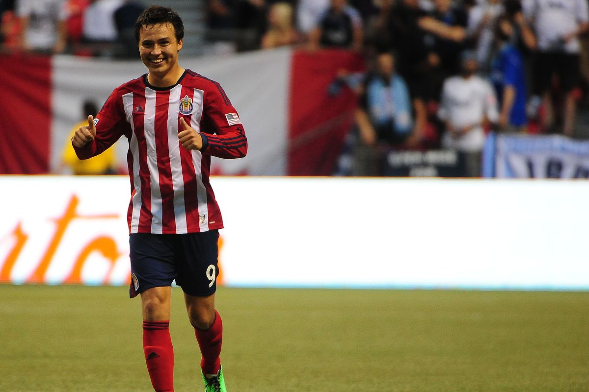 Yeah, they tanked an entire club, but Chivas brought us Cubo!