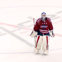Holtby Closed Eyes