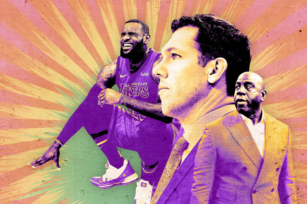 b86f6a8be4b5 Why Have Lakers and LeBron James Been So Unclear on His Injury ...