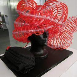 Concept wig by Predock Frane