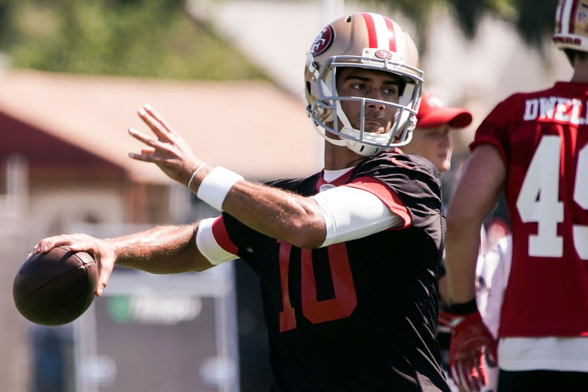 49ers news mailbag: Garoppolo's debut, expectations for Pettis, injury updates, Nick Bosa and more
