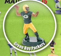aaron rodgers madden happy meal