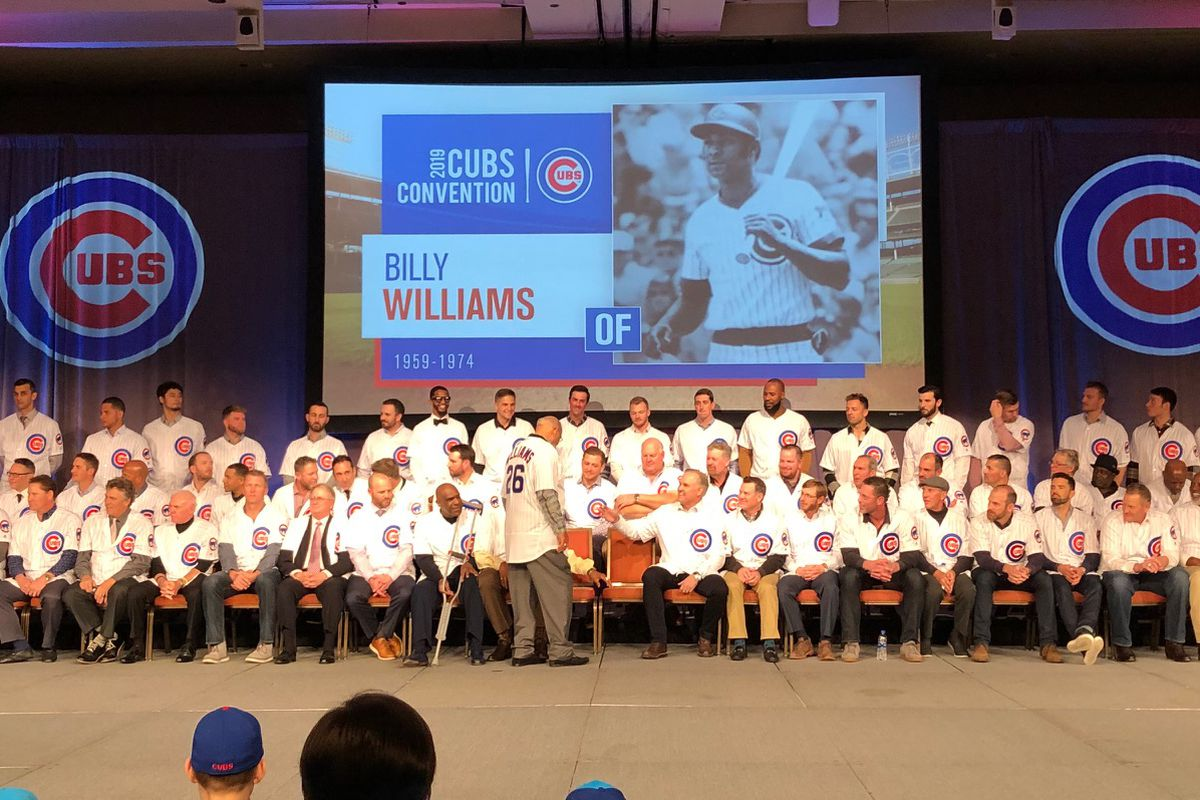 Quotes And More From The 2019 Cubs Convention Bleed Cubbie Blue