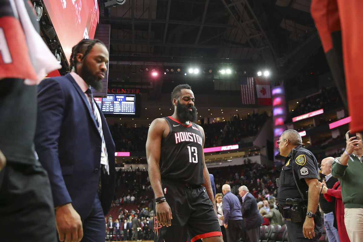 ee6468691 Five takeaways from the Rockets  loss to the Pelicans - The Dream Shake