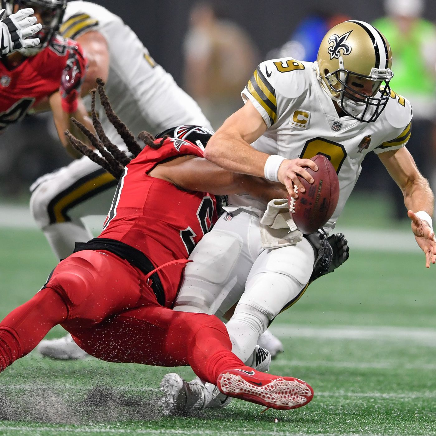 Drew Brees: Saints' injuries '100 percent a product' of 'Thursday